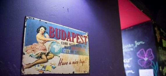 The Wombats City Hostel in Budapest