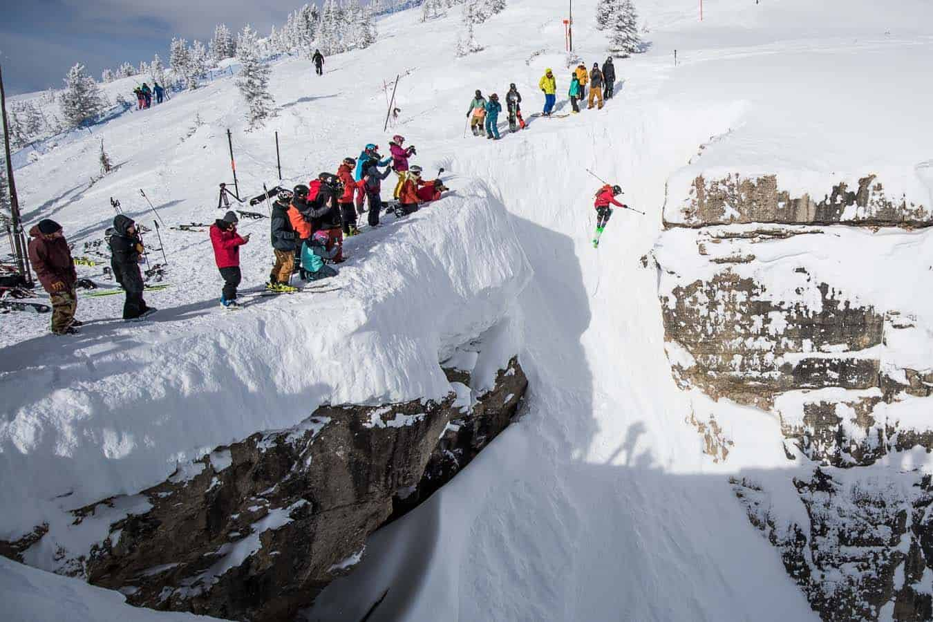8 of the steepest and scariest ski runs in the world