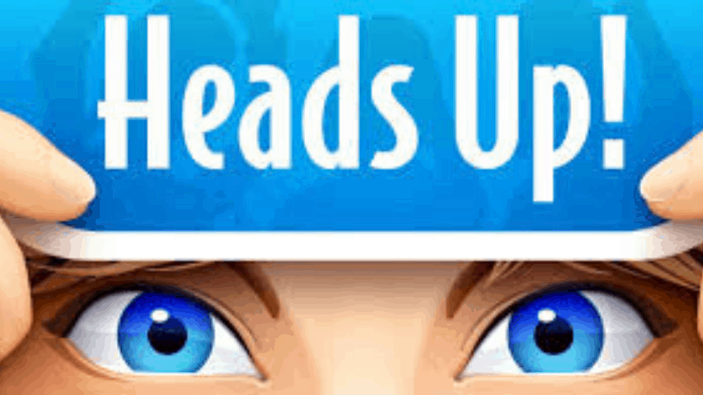 Logo of mobile app game Heads Up!