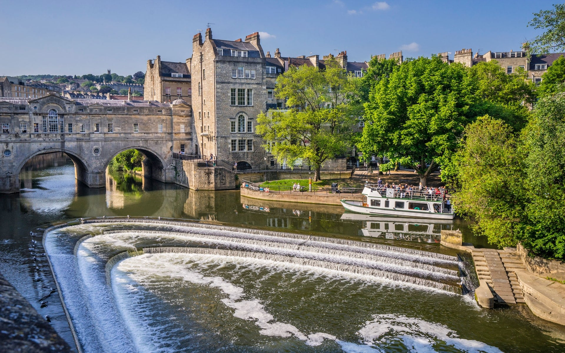 Bath: a good-looking, feel-good city